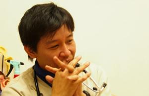 クローバー動物病院 蜷川先生