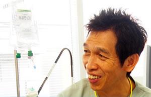 梅島動物病院 勝山先生