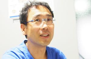 戸田動物病院 藤井先生