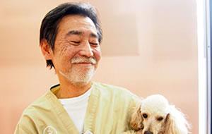 目白もとい動物病院 元井 宏行院長 3