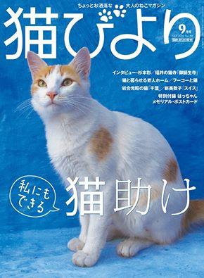 猫びより表紙