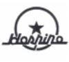 ホシノ紙筒 ロゴ
