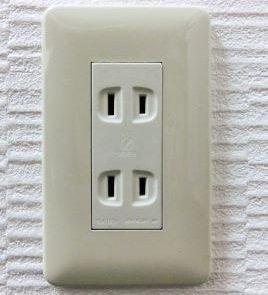 自販機 電源