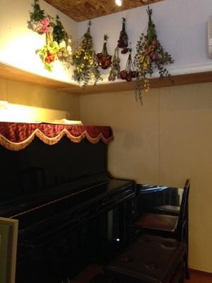 人とペットの癒しサロン マリア 6ピアノ