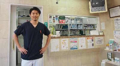 武井動物病院 田中先生1